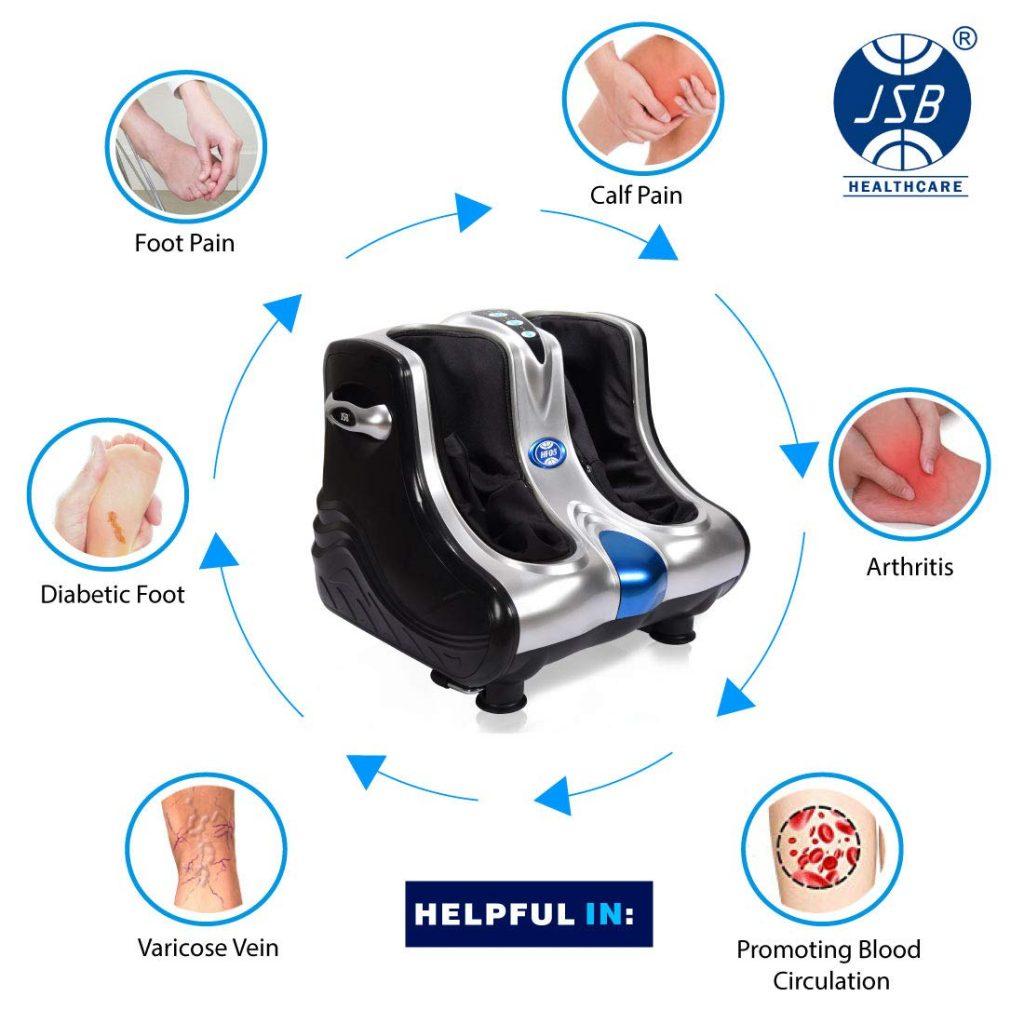 JSB HF05 best massager machine for foot pain