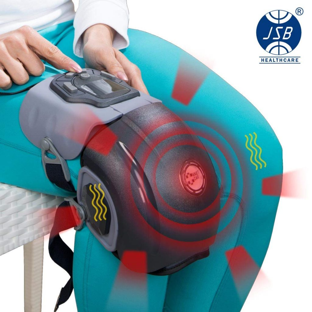 JSB Hf124 best massager machine for knee pain in India