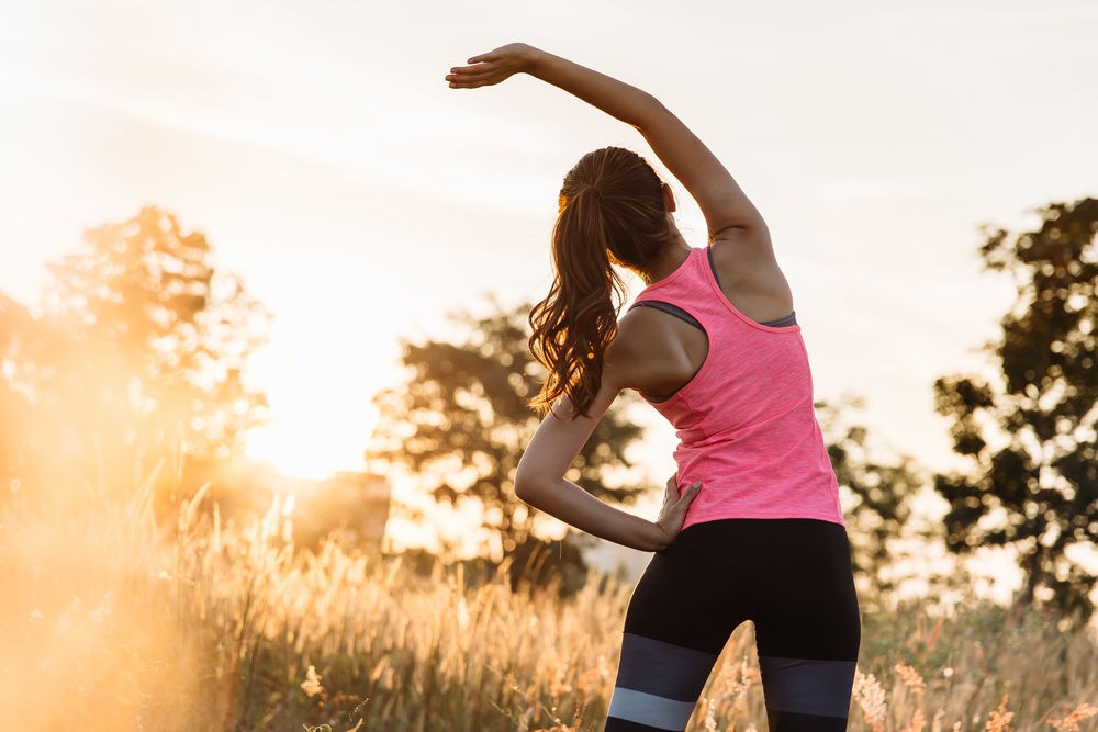exercise to relieve back pain during & after periods