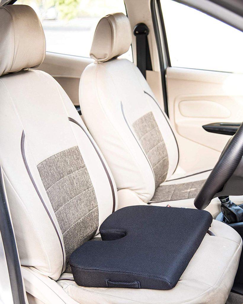 FOVERA best car seat cushion in India