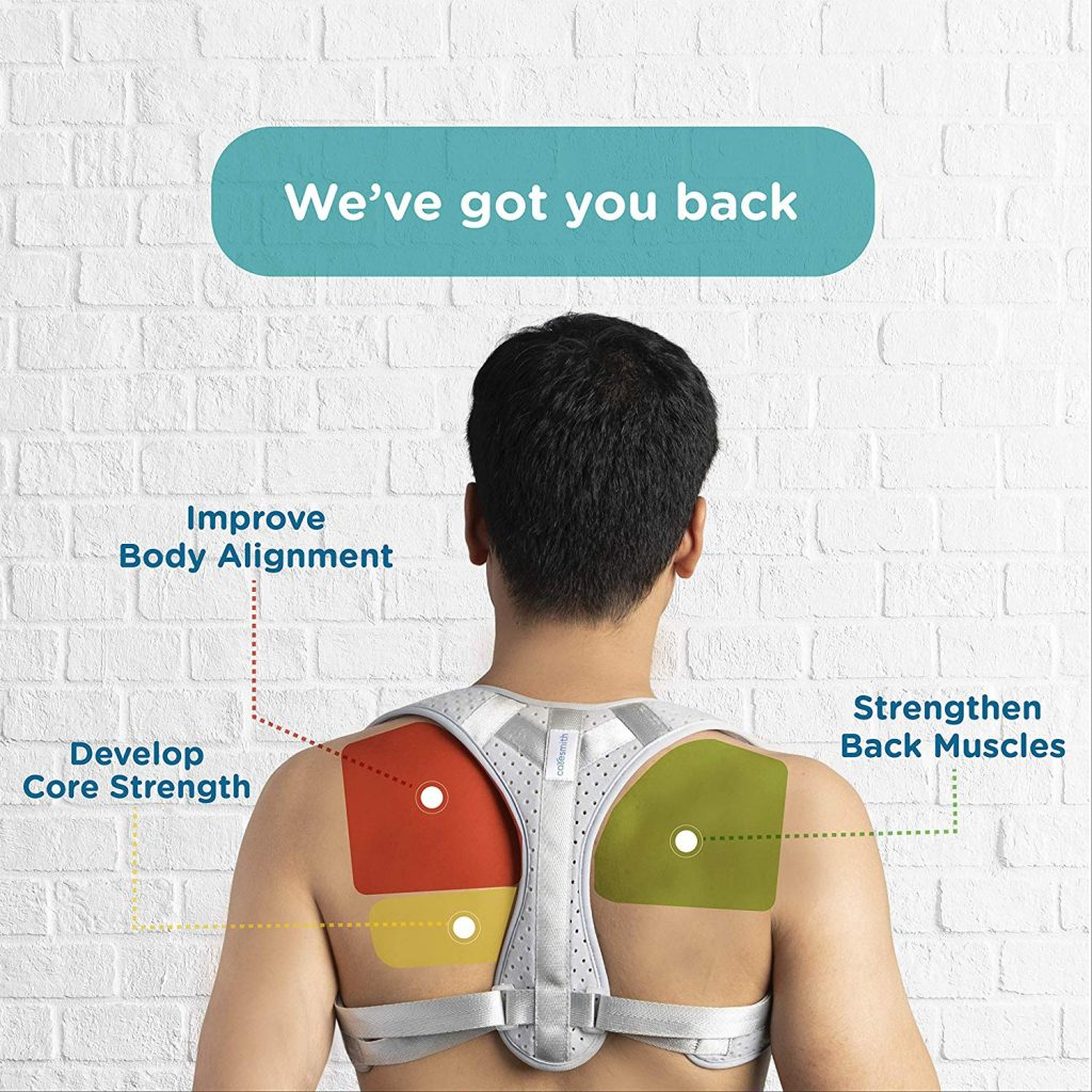 Caresmith Posture Corrector in India