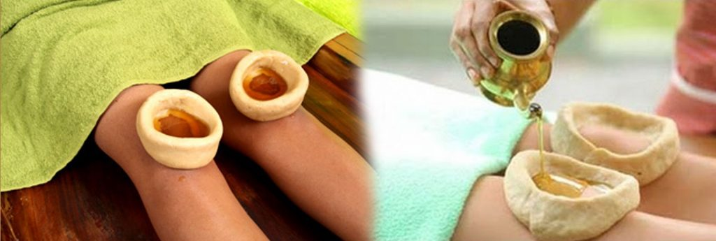 Ayurvedic treatments (home remedies) for knee pain in India.