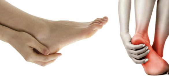 foot massage improves blood circulation to our feet