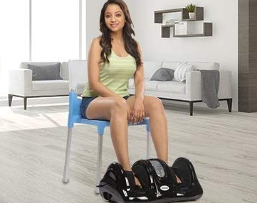 Agaro foot massager review India