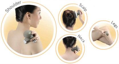 electric massager precautions