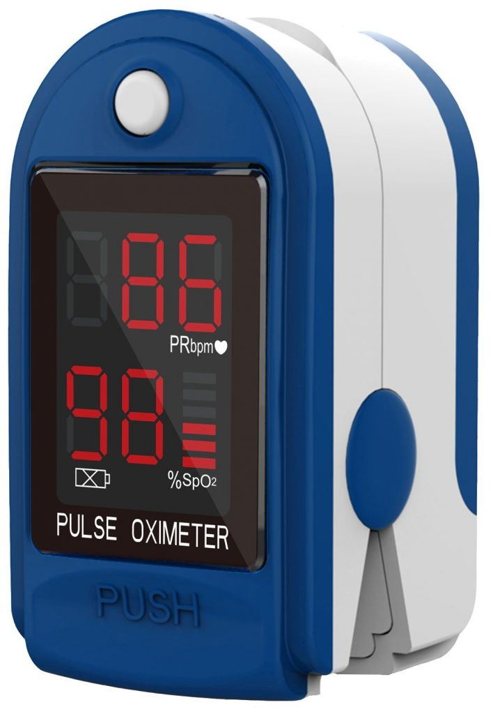 Best Pluse Oximeter in India