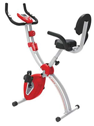 Cardio Max by JSB Upright Exercise Bike